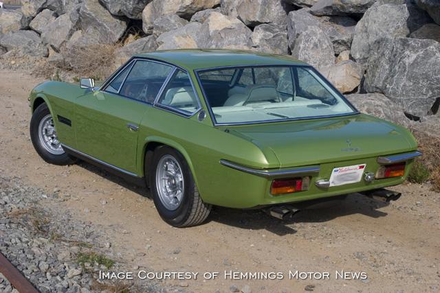 Precious Metals 1969 Lamborghini Islero 400gts