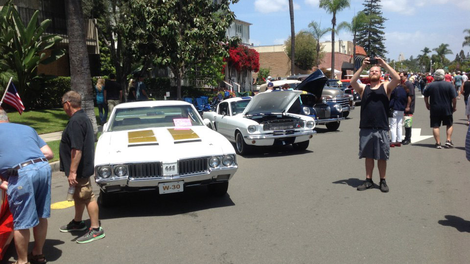 Coronado Cars on Main Street