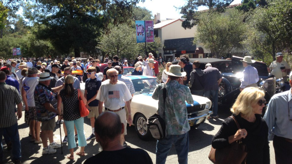 Monterey Car Week 2015