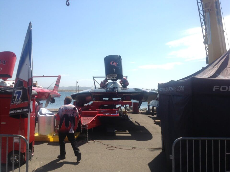 Bayfair Hydroplane Racing and Car Show