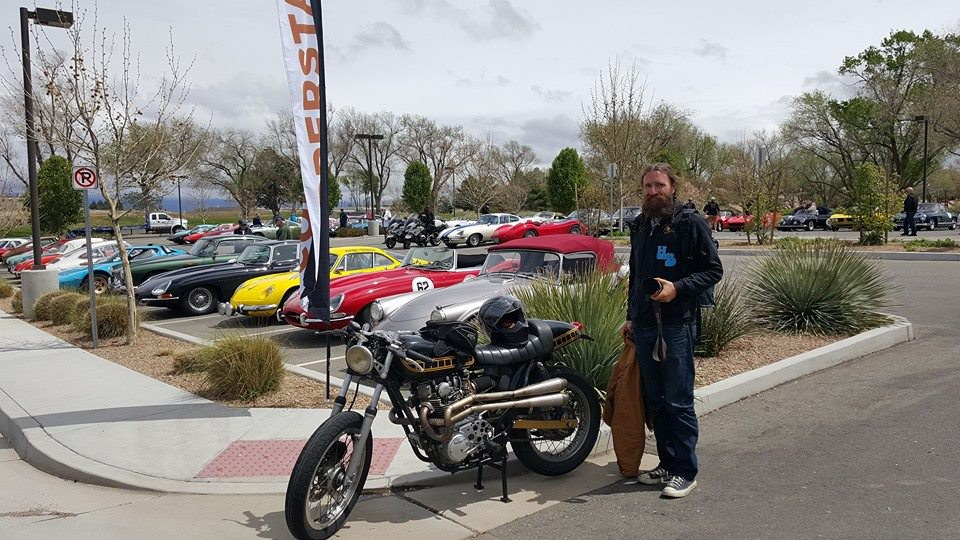 Copperstate 1000 Road Rally
