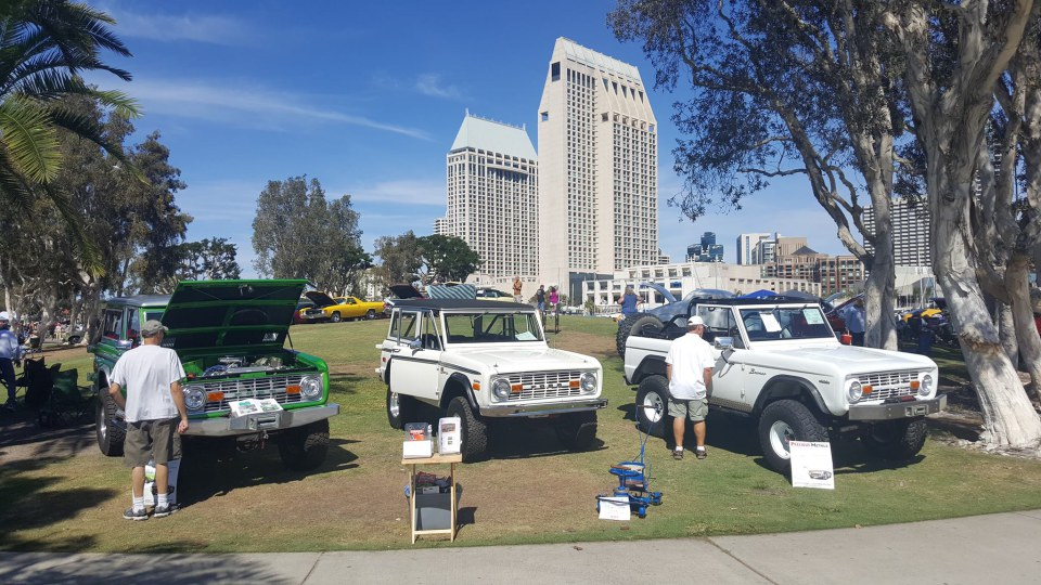 Cops and Rodders at Seaport Village
