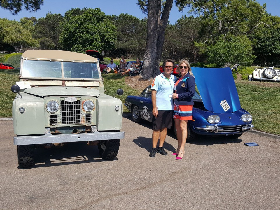 Fairbanks Ranch Car Show