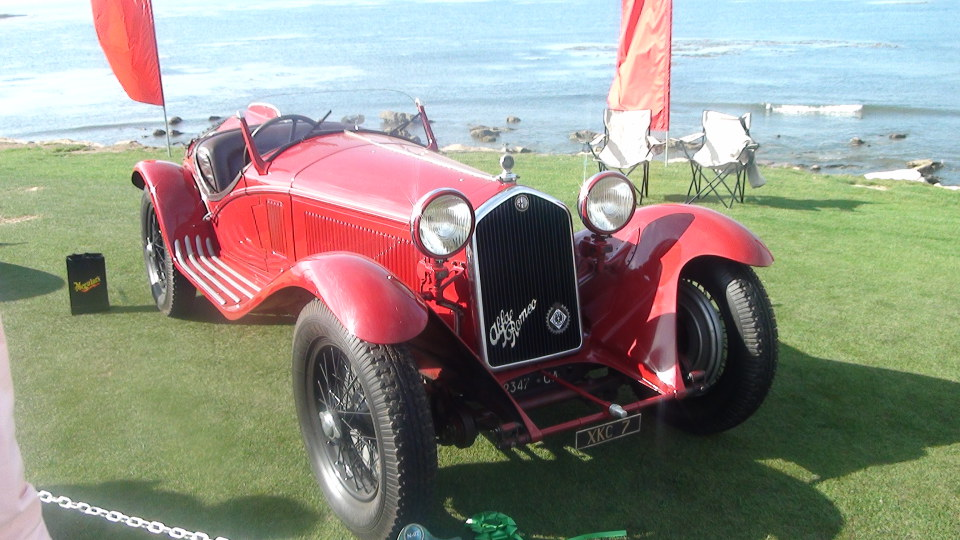 Pebble Beach Concours D'Elegance and Tour D'Elegance