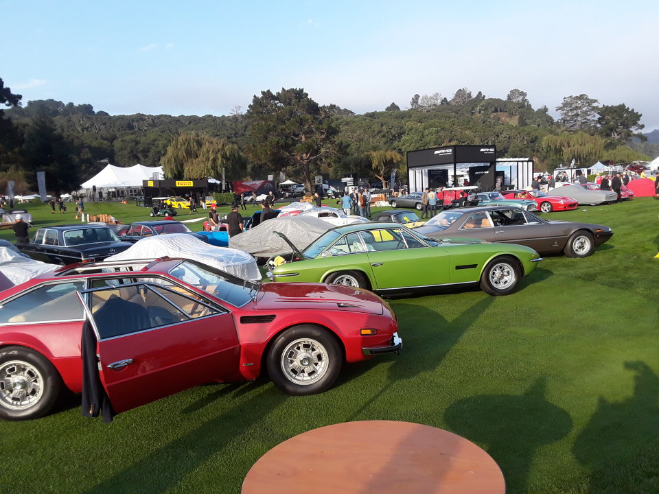 Quail Motor Sports Gathering