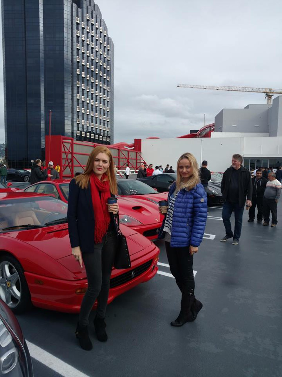 Enzo's Birthday at Petersen Automotive Museum