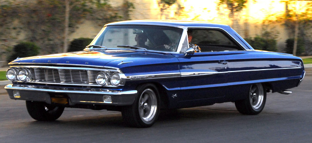 1960's Ford Galaxie